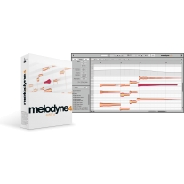 Celemony Melodyne 4 Editor - Upgrade From Melodyne Essential