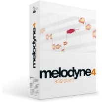 Celemony Melodyne 4 Assistant - Upgrade From Melodyne Essential