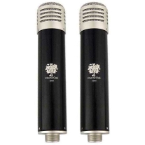 Charter Oak S600 Vacuum Tube Condenser Microphone Matched Pair