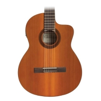 Cordoba C5-CET Nylon String Acoustic Electric Guitar
