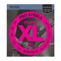 D'Addario EPS170-5SL Super Long Scale 5 String Bass Set 45-130