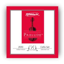 D'Addario J10101.2M Prelude Cello 1/2 Scale Medium Tension Set