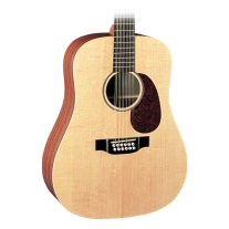 Martin D12X1AE X Series Acoustic Electric 12-String Dreadnought Guitar