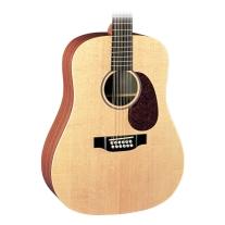 Martin D12X1AE X Series Acoustic Electric 12-String Dreadnought Guitar