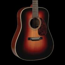 Martin D28 Marquis Series Acoustic Guitar in Sunburst