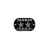 Danmar 210DK Double Bass Drum Impact Click Pad