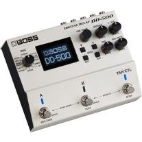 Boss DD-500 DD500 Digital Delay Pedal