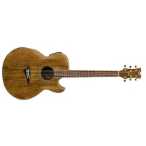 Dean Performer Florentine Acoustic Electric Guitar Spalt Maple