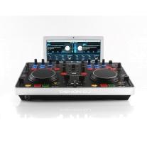 Denon DNMC2000 DJ Controller with Serato Intro