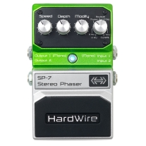Digitech Hardwire SP-7 Studio Phaser Stereo Pedal