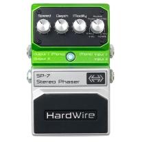 Digitech Hardwire SP-7 Studio Phaser Stereo Pedal