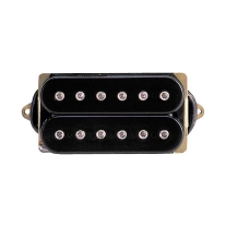 DiMarzio DP100 Super Distortion Humbucker Pickup F-Spaced in Black