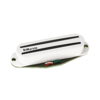 DiMarzio DP187W The Cruiser Bridge Pickup for Stratocaster in White