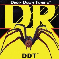 DR Strings DDT5-45 Drop-Down Tuning Bass Guitar Strings 5 String