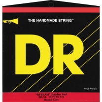 DR Strings ER-50 Hi-Beam Bass Strings 50-110