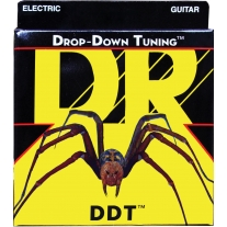 Dr Strings DDT-10/60 Drop Tuning Electric Guitar Strings 10-60