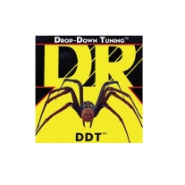 DR Strings DDT-12 12-60 Drop-Down Tuning Electric Guitar Strings