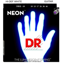 DR NEON 2NWE10 Neon White Electric Medium 10-46