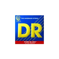 DR Strings PHR-11 Pure Blues Electric Guitar Strings 11-50