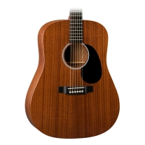 Martin DRS1 Road Series Solid Sapele Acoustic/Electric Dreadnought Guitar