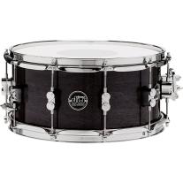 "Drum Workshop Performance Series Snare Drum 7x13"" in Black Stain"