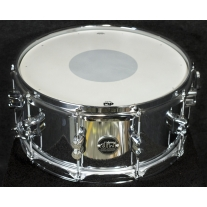 "Drum Workshop Chrome Over Steel 6.5x14"" Snare Drum"