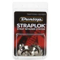Dunlop SLS1501N Nickel Straplok Traditional