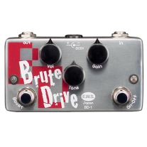 EWS Brute Drive Guitar Pedal