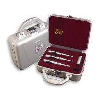 Earthworks SK25R/C Aluminum Case for DK25/R with Custom Insert