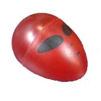 EBE Red Alien Head Shaker