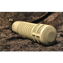 Electro Voice RE20 Broadcast Dynamic Microphone - Demo