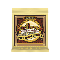 Ernie Ball Earthwood Acoustic Guitar Strings Medium Light 12-54