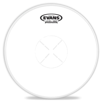 "Evans 14"" Power Center Dot Coated Snare Head"