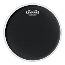 Evans 13 Inch Hydraulic Black Drum Head