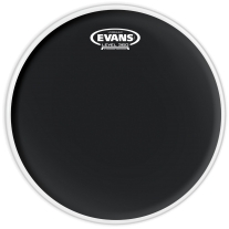 "Evans TT14HBG 14"" Black Hydraulic Drum Head"