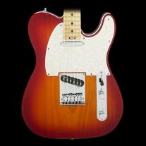 Fender American Elite Telecaster Aged Cherry Burst w/ Case