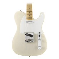 Fender American Vintage '58 Telecaster in Aged White Finish