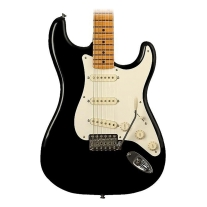 Fender Eric Johnson Signature Strat in Black Finish