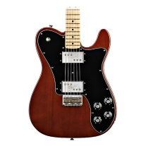 Fender 1972 Telecaster Deluxe in Walnut Satin Finish