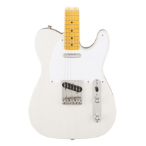 Fender 50's Telecaster Electric Guitar in White Blonde Lacquer