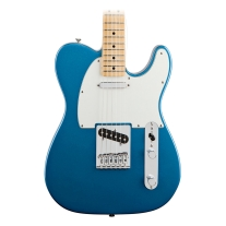 Fender Mexican Standard Telecaster Lake Placid Blue Guitar