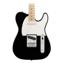 Fender Mexican Standard Telecaster Black Electric Guitar