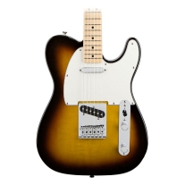Fender Mexican Standard Telecaster Brown Sunburst Guitar