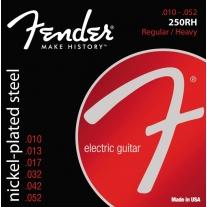 Fender 250RH Super 250 Nickel-Plated Steel Electric Strings - Heavy