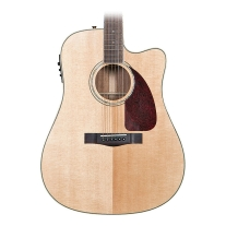 Fender CD 320 ASCE All Solid Cutaway Acoustic/Elec Guitar