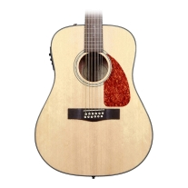Fender CD160SE 12-String Natural Acoustic Guitar