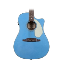 Fender Sonoran SCE Acoustic/Elec Guitar in Lake Placid Blue