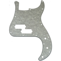 Fender White Pearl Pickguard for Precision Bass