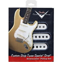 Fender Texas Special Pickups - Set of 3 in White