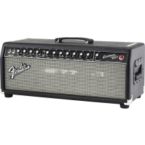 Fender Bassman Pro 100T 100W Tube Bass Amp Head in Black